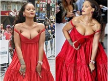 10 lần ăn mặc gây sốc nhất của nữ ca sĩ phóng khoáng Rihanna