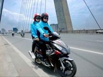 Bỏ 2 tỷ đồng, sáng chế áo bảo hiểm cho người đi xe máy