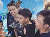 Lộ hình ảnh Cường Đô La lần đầu tái hợp vợ cũ sau khi công khai yêu Đàm Thu Trang