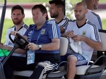 Cầu thủ Argentina muốn 'tước quyền' HLV Sampaoli nhưng bất thành