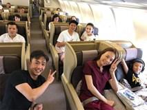 Hậu gặp mặt vợ cũ, Cường Đô La đưa Subeo đi chơi cùng Đàm Thu Trang