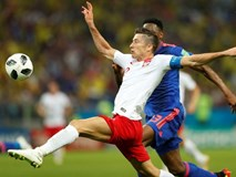 Ba Lan 0-3 Colombia: Colombia thắp lại hy vọng vào vòng 1/8