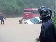 Tin mới thời tiết 25/6: Miền Bắc mưa rất lớn, lũ quét ập xuống hàng loạt tỉnh