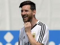 Messi lên tiếng về viễn cảnh chia tay đội tuyển Argentina sau World Cup 2018
