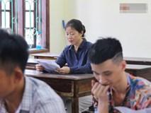 Nghệ An: Thí sinh 60 tuổi dự thi THPT Quốc gia 2018 để thực hiện ước mơ cuộc đời