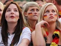 MXH tràn ngập hình ảnh của những nữ cổ động viên xinh đẹp trên khắp khán đài World Cup