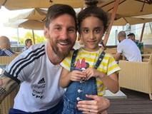 Messi mừng sinh nhật tuổi 31 trong tâm bão