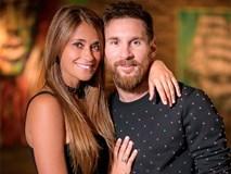 Antonella chúc mừng sinh nhật Messi: