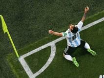 Báo quốc tế quên luôn VAR, ngất ngây khen phép màu Messi, Rojo
