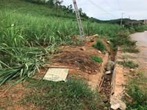 4 người tử vong khi trồng cột bê tông kéo cáp viễn thông