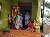Vụ 4 người bị điện giật tử vong: Đại tang xóm nghèo, bi đát cảnh mồ côi