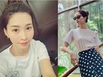 Chỉ selfie và không nói gì, Hoa hậu Đặng Thu Thảo cũng nhận về cơn mưa lời khen từ người hâm mộ