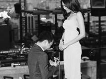 Loạt ảnh đẹp lung linh nụ cười và nước mắt khi đại gia Tuấn John quỳ gối cầu hôn 'cô Meow' Lan Khuê