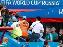 Mesut Ozil chửi nhau với CĐV Đức sau thất bại lịch sử