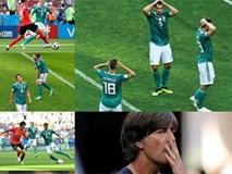 Đức bị loại khỏi World Cup: Khoảnh khắc dàn cầu thủ