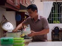 """""""Gạo Nếp Gạo Tẻ"""": Chẳng ai nhận ra Kiệt - Chàng rể giàu có ngày nào nay lầm lũi xó bếp, ăn cơm thừa canh cặn!"""