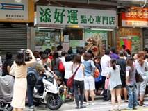 Ở Hong Kong đắt đỏ, vẫn có một nhà hàng sao Michelin giá rất mềm, đã đến nhất định nên thử