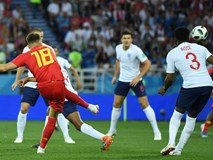 Đả bại Tam sư, Bỉ đụng Nhật Bản ở vòng knock-out World Cup