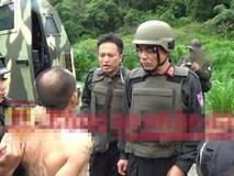 Cuộc đấu súng nghẹt thở với nhóm đối tượng truy nã đặc biệt ở điểm nóng ma túy Lóng Luông