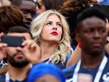 Nàng WAGs tuyển Pháp xinh như hot girl, không dùng Facebook