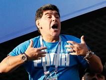 Chi 8.000 bảng Anh, Maradona quyết truy tìm kẻ loan tin mình đã chết