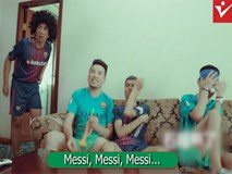 Cười rung rốn: Mòn mỏi chờ Messi ghi bàn lại đau bụng và cái kết siêu 'lầy'