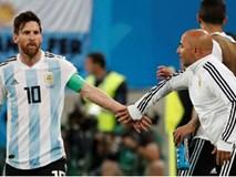 Khi Argentina chấp Pháp một... HLV trưởng