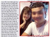 Vụ chồng quẫn trí tự tử vì mất 2 con ở Bắc Giang: Người vợ sụt 10kg, trầm cảm nặng