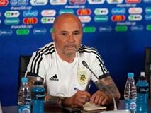 'Chúng tôi muốn áp đặt lối chơi của Argentina trước Pháp'