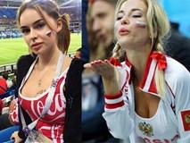 Những fan nữ xinh đẹp, quyến rũ nhất vòng bảng World Cup 2018