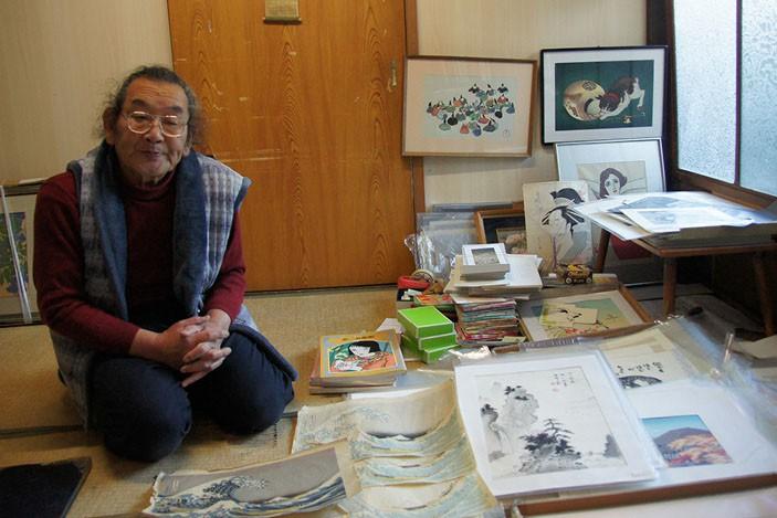 Viện bảo tàng tùy hứng của cụ ông người Nhật: Vui thì mở, ngủ đủ giấc mới dậy cho khách vào xem-2