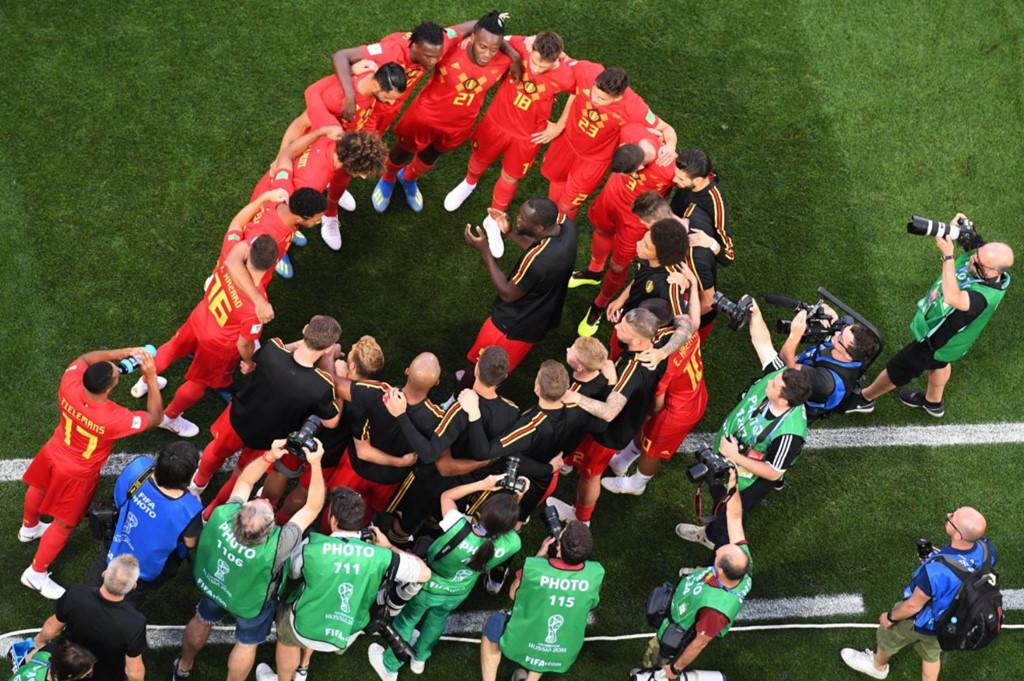 Khoảnh khắc Lukaku động viên cầu thủ Bỉ được so sánh với Messi-3