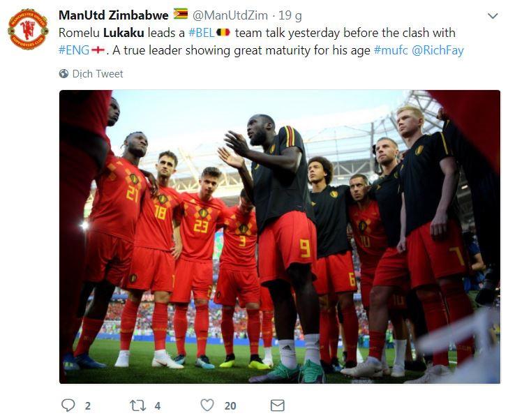 Khoảnh khắc Lukaku động viên cầu thủ Bỉ được so sánh với Messi-6