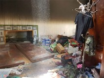 Bên trong hiện trường vụ tiêu diệt trùm ma túy ở Lóng Luông