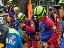 Thái Lan chạy đua với thời gian giải cứu 12 thiếu niên và huấn luyện viên mất tích do mưa lũ