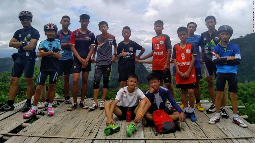 Thái Lan chạy đua với thời gian giải cứu 12 thiếu niên và huấn luyện viên mất tích do mưa lũ-1