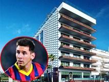 Ít ai biết Messi chính là ông chủ của khách sạn 4 sao cực sang chảnh này