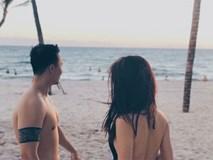Diễm My 9x diện bikini nóng bỏng, đi nghỉ mát với bạn trai thiếu gia tại Phú Quốc