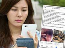 Gia đình đang hạnh phúc, vợ bỗng phát hiện chồng chụp ảnh hai bố con đăng lên mạng: