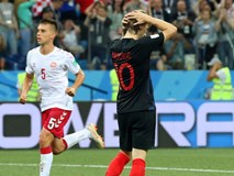 Modric đá hỏng penalty, Croatia giành vé vào tứ kết World Cup 2018 nhờ loạt luân lưu không tưởng