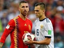 World Cup 2018: Chơi tiểu xảo với đồng đội cũ, ít phút sau Sergio Ramos lãnh kết cục đáng buồn