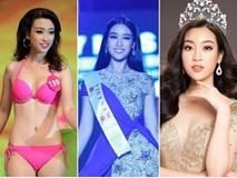 Đỗ Mỹ Linh - Từ 'kẻ bại trận' tới giám khảo Hoa hậu Việt Nam trẻ tuổi nhất lịch sử