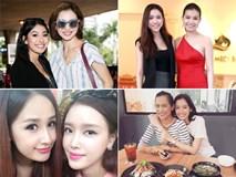 4 cô em gái xinh đẹp của các nàng Hoa hậu Việt: Người kín tiếng, người giàu có, kém duyên với cuộc thi nhan sắc