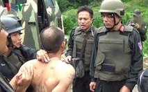 Triệt phá sào huyệt của trùm ma túy ở Sơn La