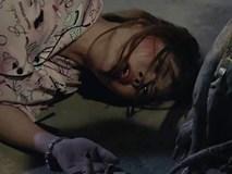 Hoảng sợ trước cảnh Thanh Hương bị đám côn đồ vung gậy sắt vào bụng, đánh đến mức bất tỉnh