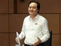 Bộ trưởng Phùng Xuân Nhạ: Kỳ thi THPT đặc biệt nhẹ nhàng
