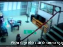 Camera ghi lại cảnh trạm trưởng y tế truy sát 2 đồng nghiệp
