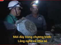 Kinh hoàng trước cảnh công nhân dọn vệ sinh trong ống cống