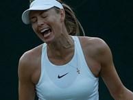 """Thua tay vợt """"vô danh"""", sự nghiệp đỉnh cao của Sharapova đã hết?"""