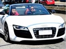 Neymar sở hữu dàn xe sang khủng cỡ này khi mới 26 tuổi